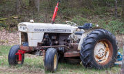 David Brown 990 Selectamatic tractor photo