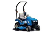 New Holland TZ21D tractor photo