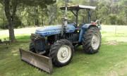 Leyland 455 tractor photo