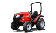 TYM T254 tractor photo