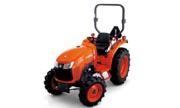 Kubota L2501 tractor photo