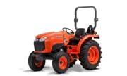 Kubota L3901 tractor photo
