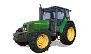 John Deere 3210 tractor photo
