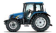 New Holland TL100A tractor photo
