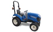 New Holland Boomer 24 tractor photo