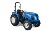 New Holland Boomer 47 tractor photo