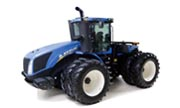 New Holland T9.600 tractor photo