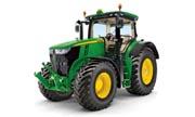 John Deere 7210R tractor photo