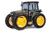 John Deere 5515 Hi-Crop tractor photo