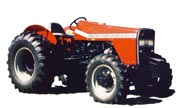 Massey Ferguson 250X tractor photo