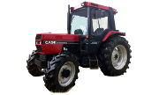 CaseIH 485XL tractor photo
