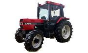 CaseIH 685XL tractor photo