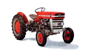 Massey Ferguson 122 tractor photo
