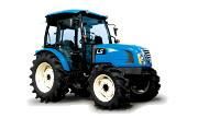 LS XU65 tractor photo