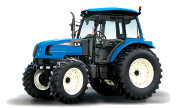 LS PS70 tractor photo