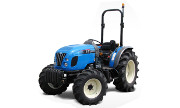 LS KR50 tractor photo
