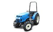 LS i36 tractor photo