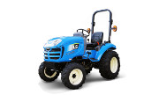 LS XJ20 tractor photo