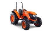 Kubota M5660SU tractor photo