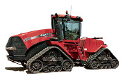 CaseIH Steiger 580 Quadtrac tractor photo