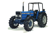 Landini 5860 tractor photo