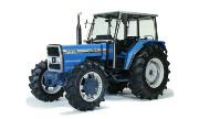 Landini 5870 tractor photo