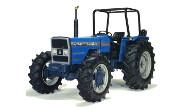 Landini 6060 tractor photo