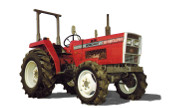 Shibaura SD4340 tractor photo