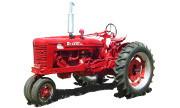 Farmall Super M-TA tractor photo