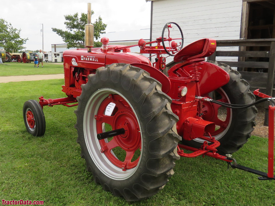 Farmall M Controls : Tractordata farmall super m ta tractor photos information
