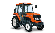 Kubota MZ505 tractor photo