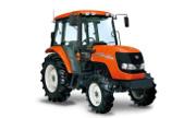 Kubota MZ555 tractor photo