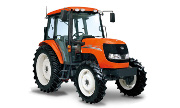 Kubota MZ655 tractor photo