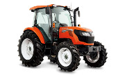 Kubota MR77 tractor photo