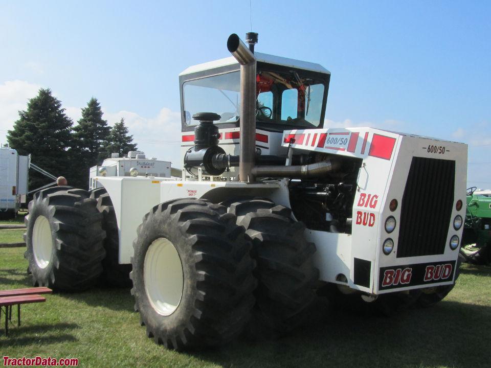 Big Bud 600/50