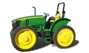 John Deere 5100MH tractor photo