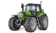 Deutz-Fahr M600 tractor photo