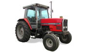 Massey Ferguson 3095 tractor photo
