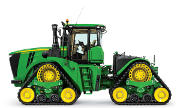 John Deere 9520RX tractor photo