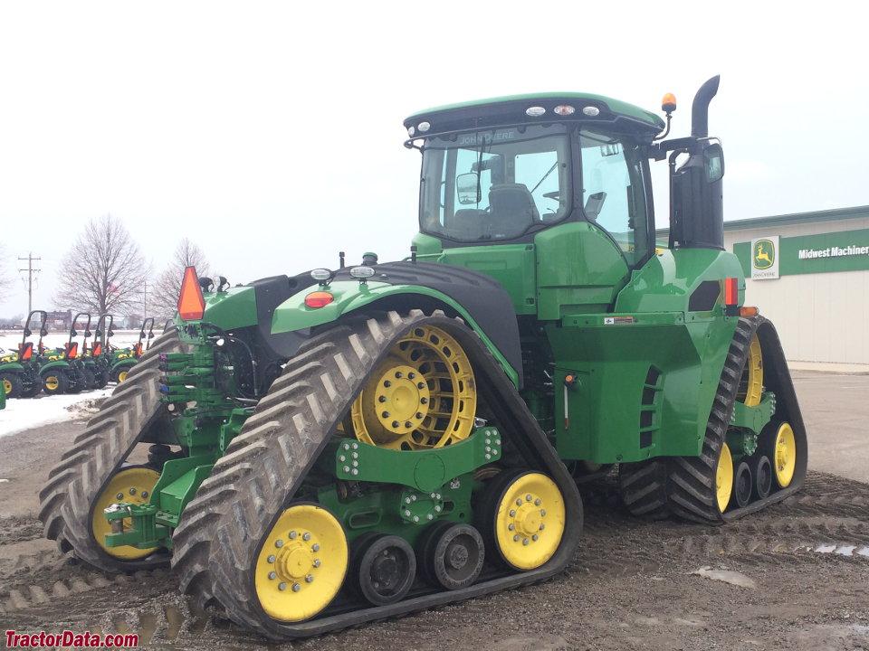 John Deere Tractor Shows : Tractordata john deere rx tractor photos information