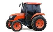 Kubota M7040 tractor photo