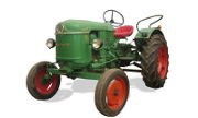 Deutz D 15 tractor photo