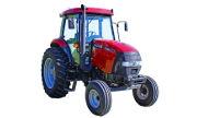 CaseIH Farmall 130A tractor photo