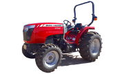 Massey Ferguson 2705E tractor photo
