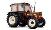 Fiat 466 tractor photo