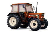 Fiat 766 tractor photo