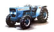 Landini 6530F tractor photo