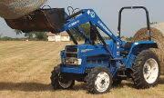 Iseki T6010 tractor photo