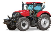 CaseIH Optum 300 tractor photo