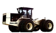 Müller STA310 tractor photo